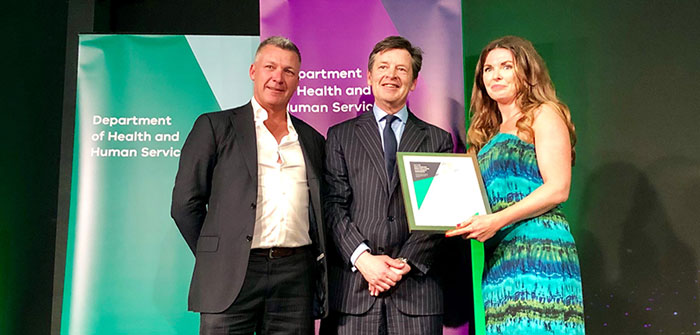 OzChild congratulates foster carers after well-deserved recognition at the Victorian Protecting Children Awards overnight