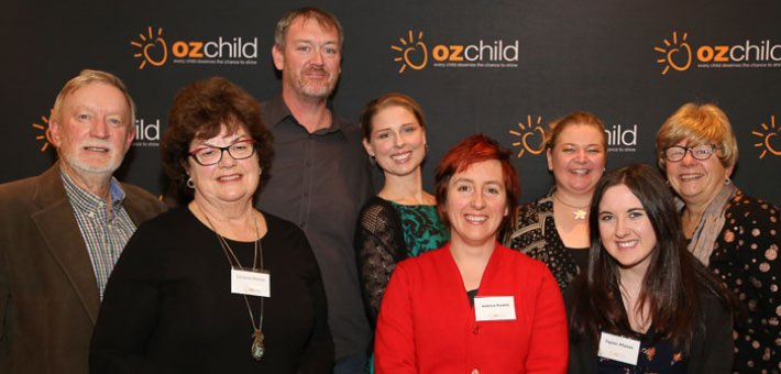 Carer dinner 2019: a night to celebrate OzChild's Foster and Kinship carers